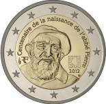 2 euro commémorative France 2012