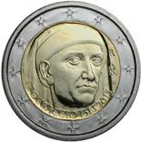 2 euro commemorative Italie 2013
