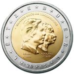 2 euro comm�morative Luxembourg 2005