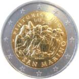 2 euro commémorative Saint-Marin 2013