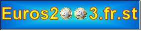 Euros2003 le Site